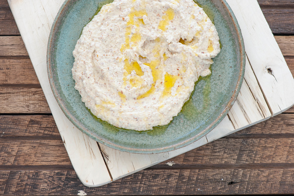 Almond 'Hummus'