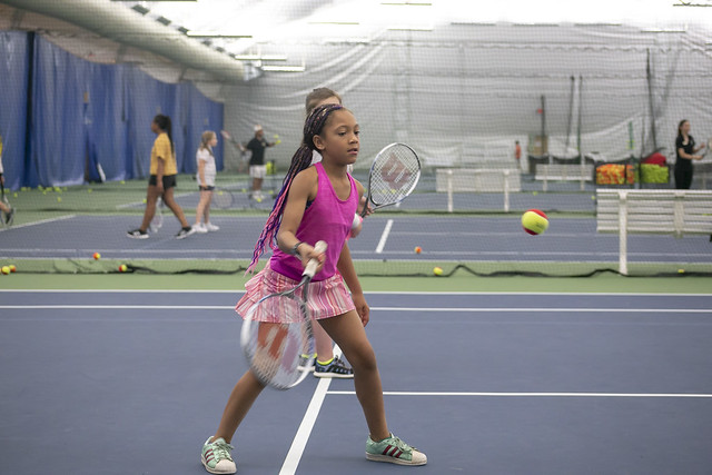 Totally Tennis Camp 2019