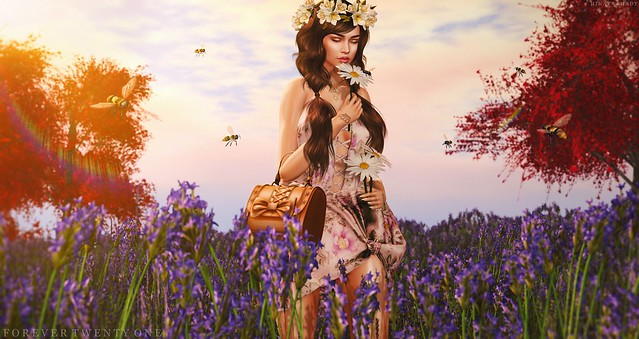 New Post: ∞Forever Twenty One∞ LOTD 714 Buzzing Bees...