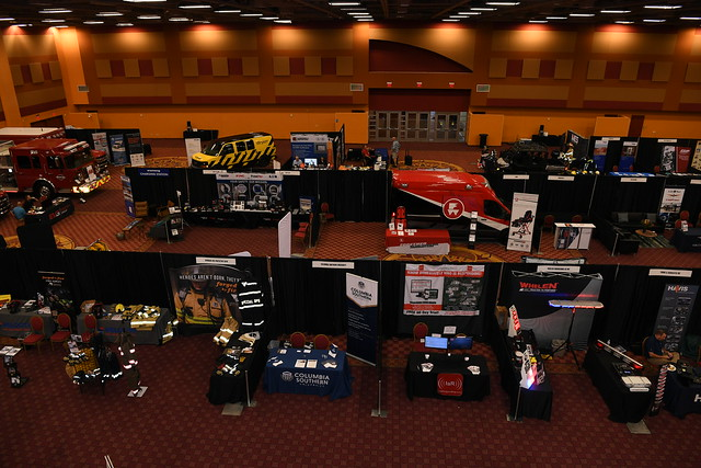 2019 Fire/EMS Expo at AFCA/AFDA Conference