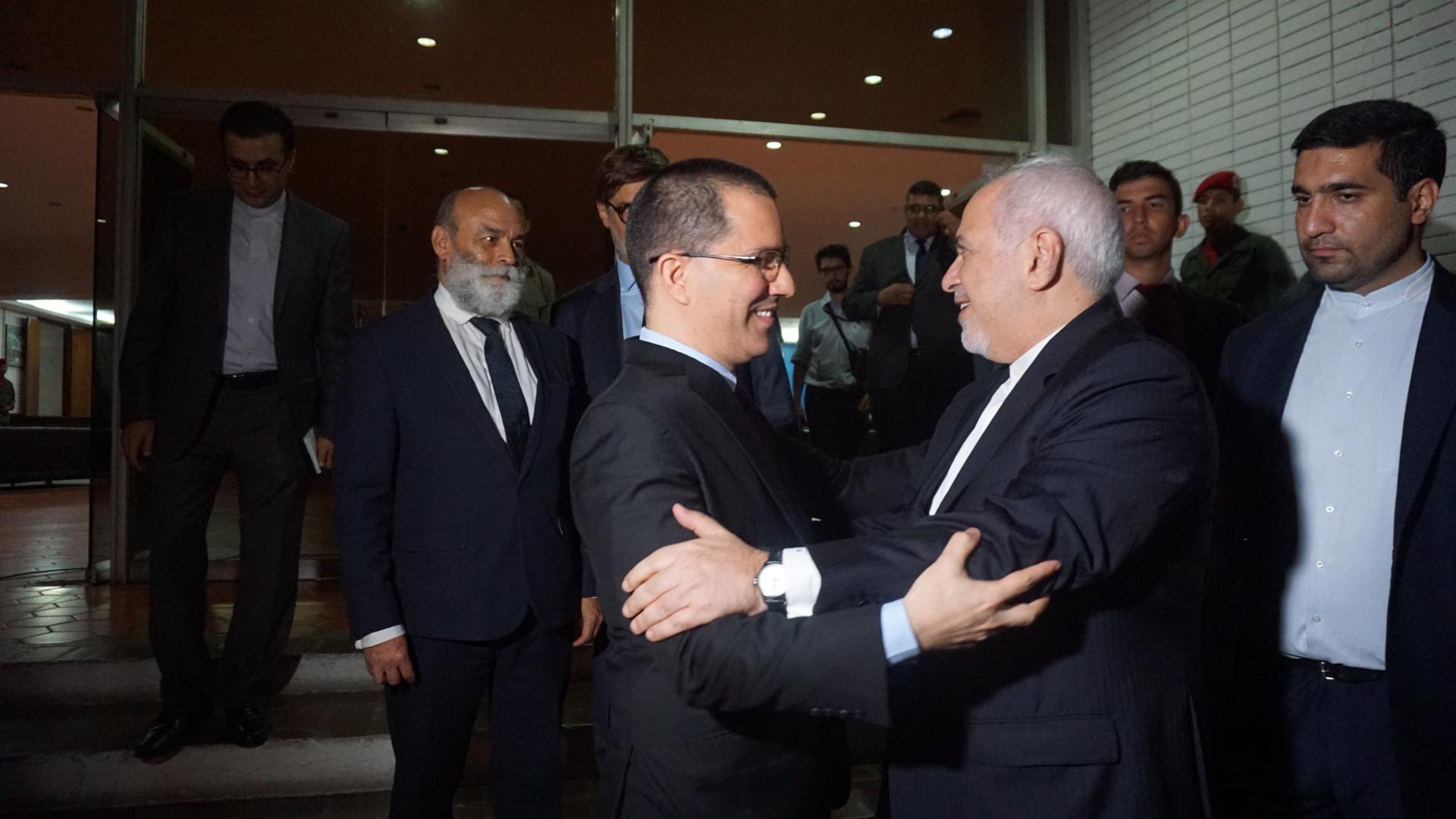 Ministro de Asuntos Exteriores de Irán arriba a Venezuela para participar en la Reunión Ministerial del Buró de Coordinación del Mnoal