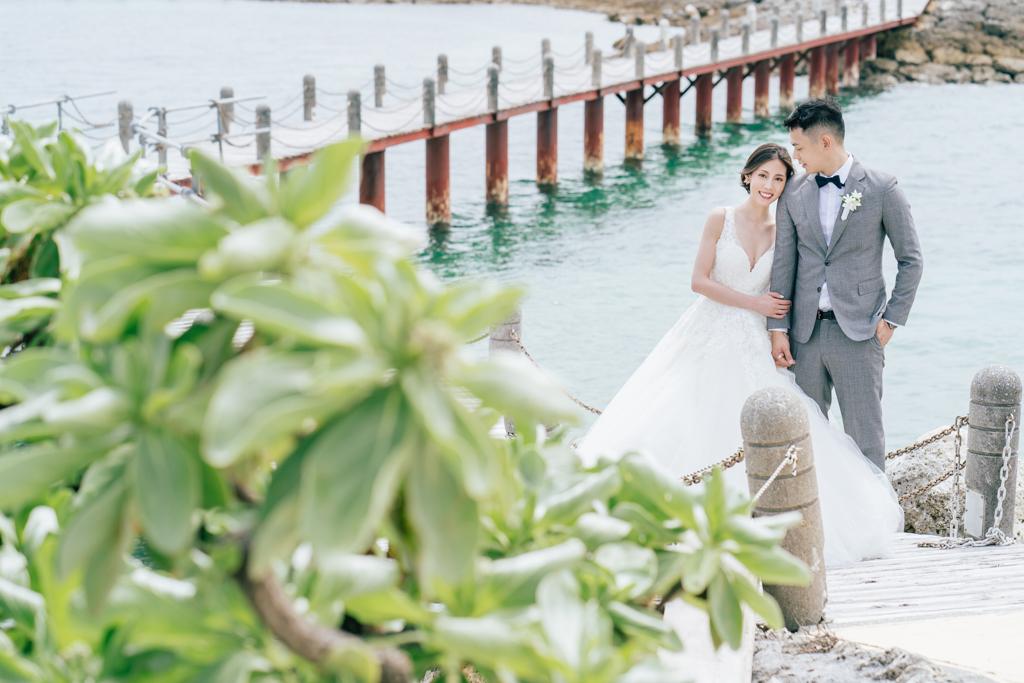 [海外婚紗]Dale & Maggie 日本沖繩婚紗