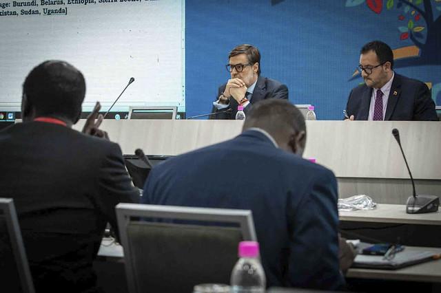 """MNOAL """"Promoción Consolidación de la Paz a través del Respeto al Derecho Internacional"""""""