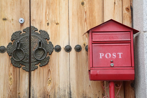 Bukchon Hanok Postbox