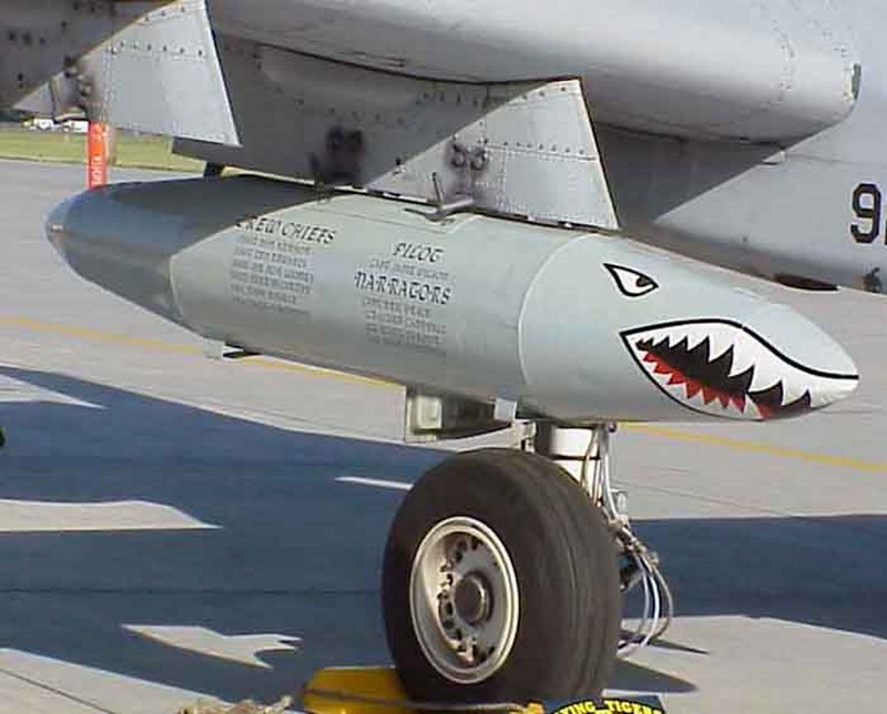 A-10 Thunderbolt II 2