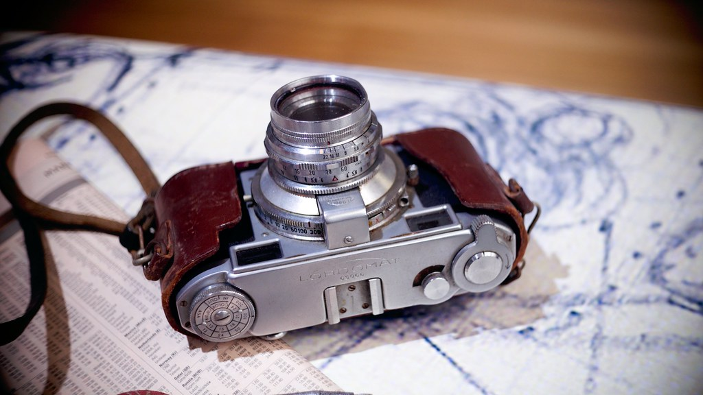 Blackmagic Pocket Cinema Camera 4k xenon 25mm