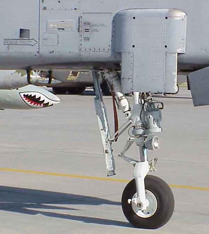 A-10 Thunderbolt II 3