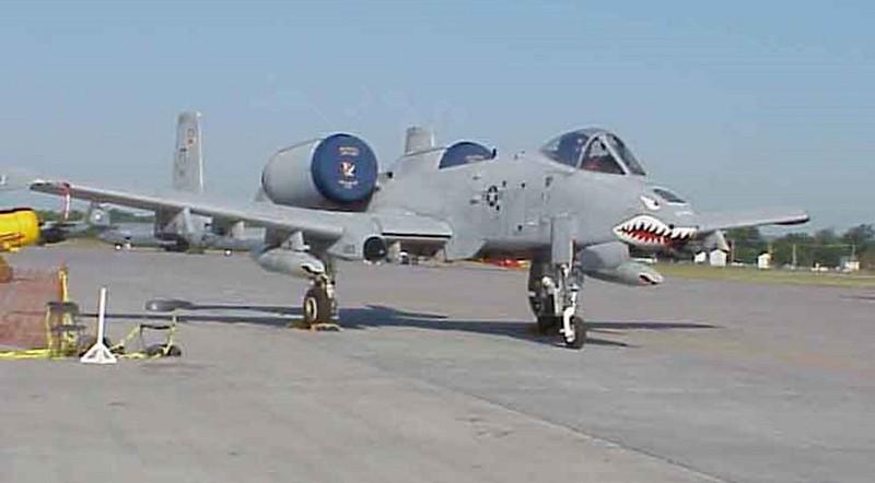 A-10 Thunderbolt II 1