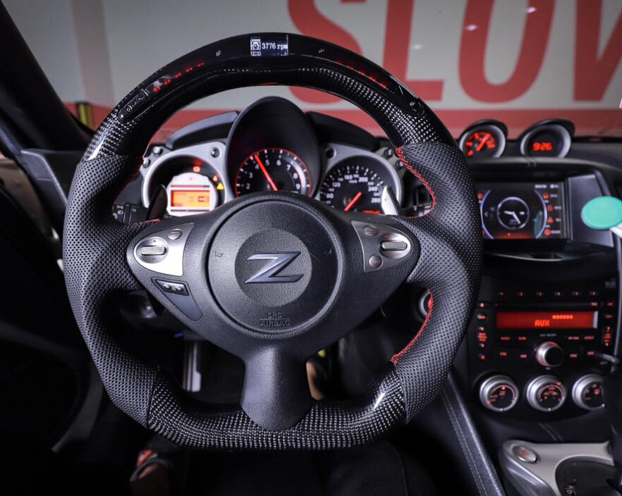 Get Nissan 370Z Steering Wheel