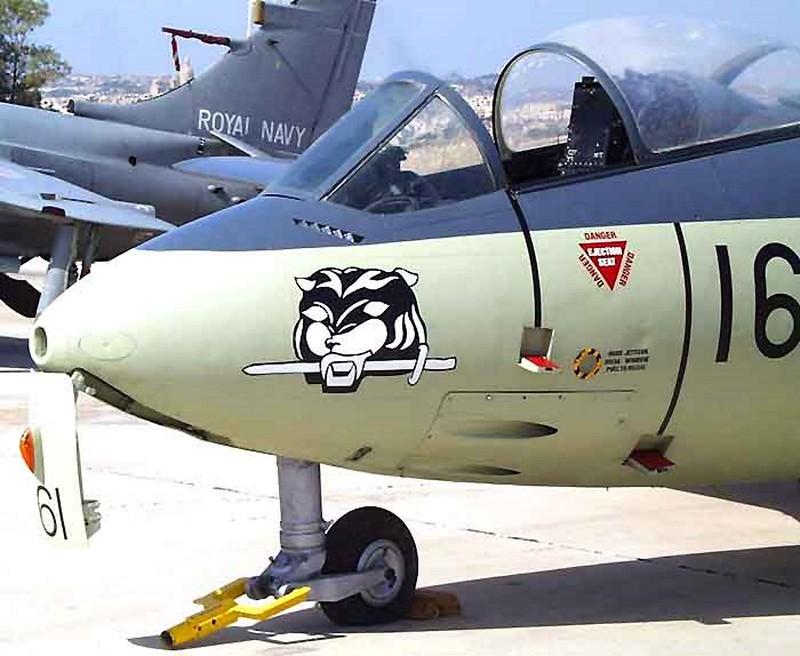 Hawker Seahawk 3