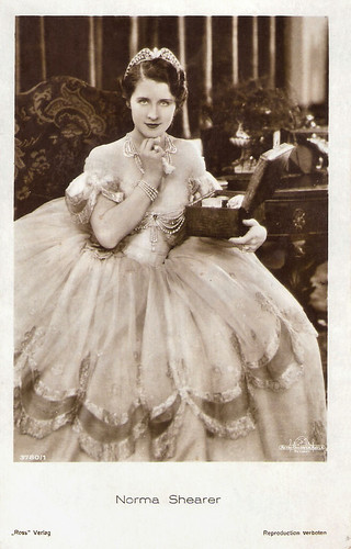 Norma Shearer in The Actress (1928)