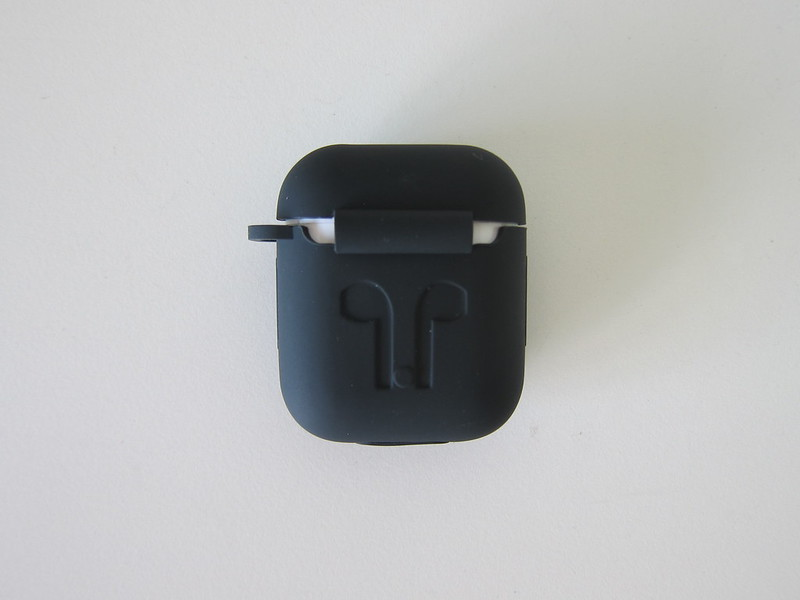 Ugreen Silicone Case for Apple AirPods - With AirPods Charging Case - Back