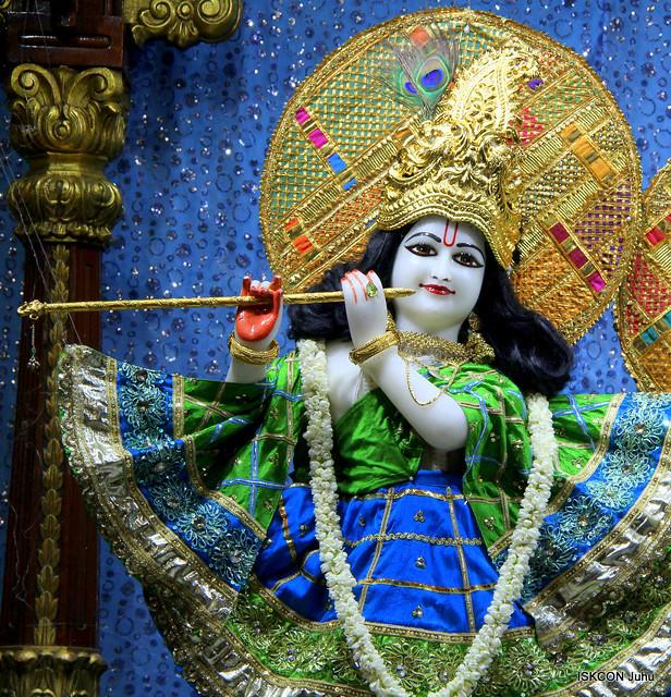 ISKCON Juhu Mangal Deity Darshan on 20th July 2019
