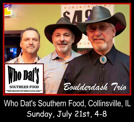 Boulderdash Trio 7-21-19