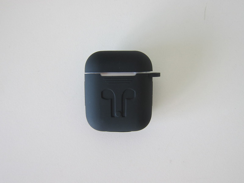 Ugreen Silicone Case for Apple AirPods - With AirPods Charging Case - Front