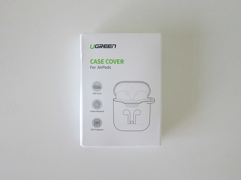 Ugreen Silicone Case for Apple AirPods - Box Front