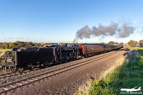 Steamrail Victoria - A2-986 | by mitchul