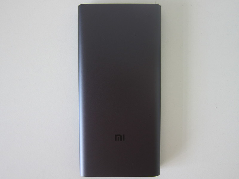 Xiaomi Mi 10,000mAh Power Bank (3rd Generation) - Front