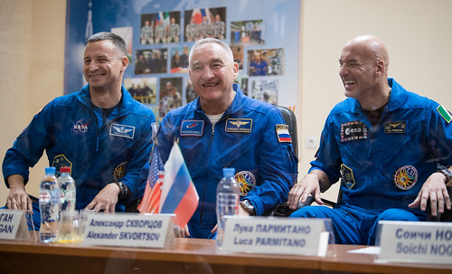 Expedition 60 Press Conference (NHQ201907190036)