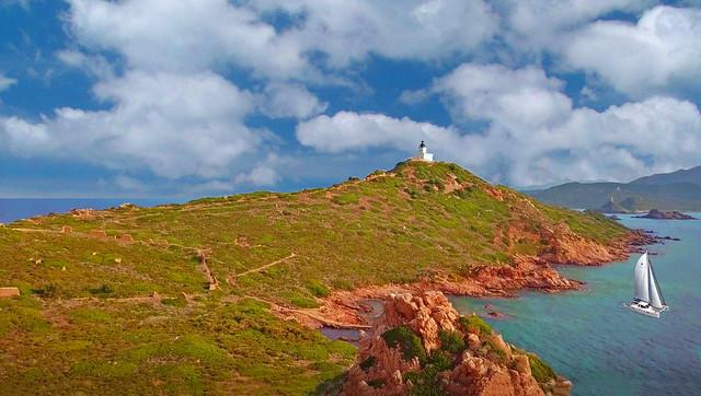 CORSICA - île Sanguinaire