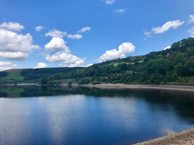 Lon Las Cymru - Day 1