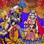 Hare Krishna Temple Ahmedabad Deity Darshan 20 July 2019