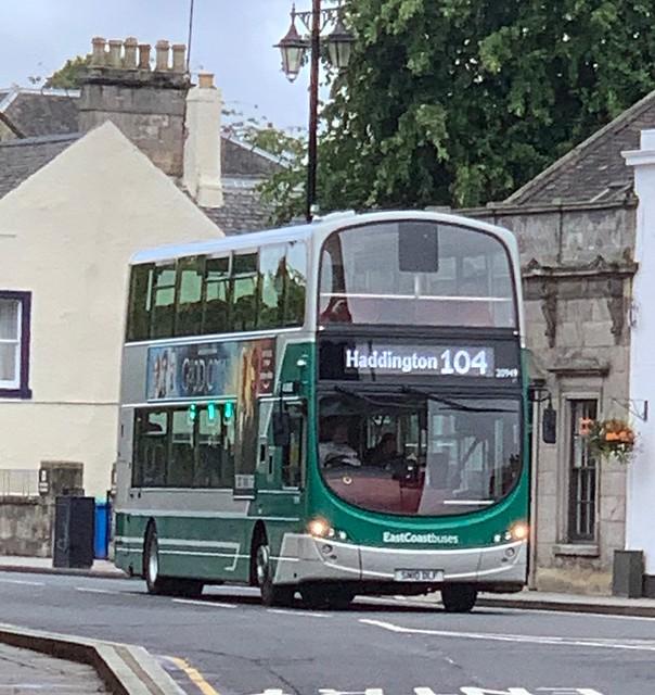 East Coast Buses 20949 SN10 DLF (20/07/2019)