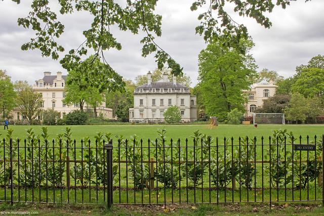Hyde Park, Kensington Gardens
