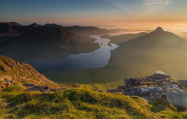 Coigach and Loch Lurgainn.