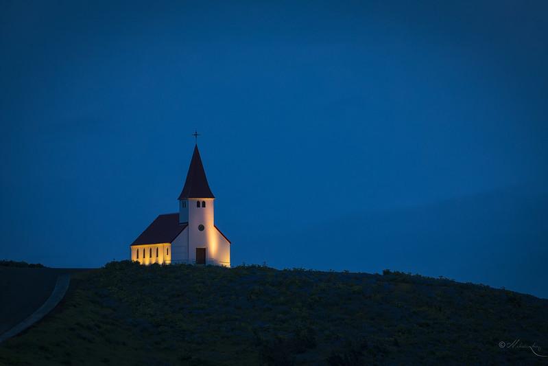 The Vik Church
