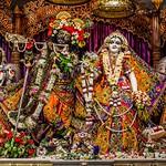 ISKCON Mayapur Deity Darshan 20 July 2019