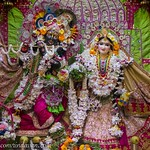 ISKCON Vrindavan Deity Darshan 20 July 2019