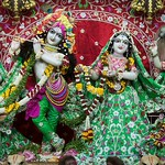 ISKCON Chowpatty Deity Darshan 20 July 2019