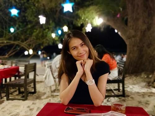 dinner portrait