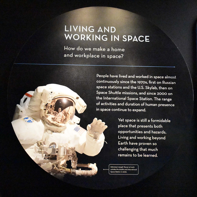 Living & Working In Space