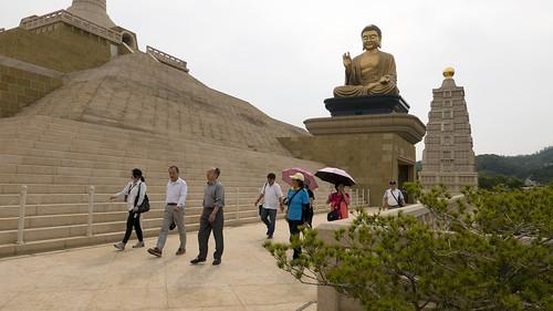Fo Guang Shan Buddha Museum (佛光山佛陀紀念館)