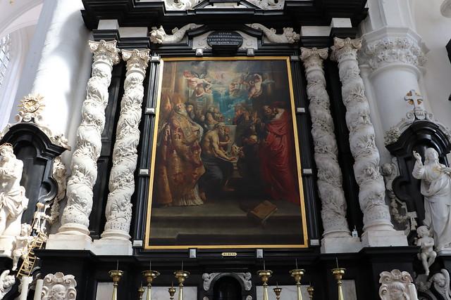 Ruta Rubens de Amberes