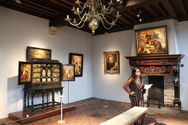 Rubenshuis en Amberes