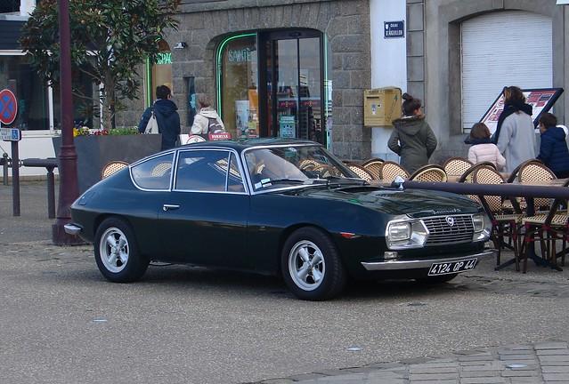 Lancia Fulvia Sport Zagato 1.3 1970