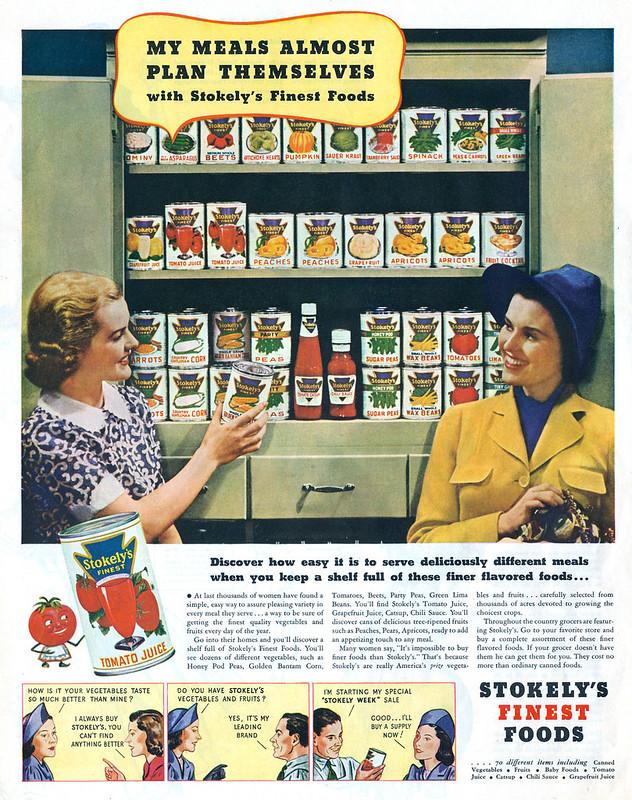 Stokely's 1938