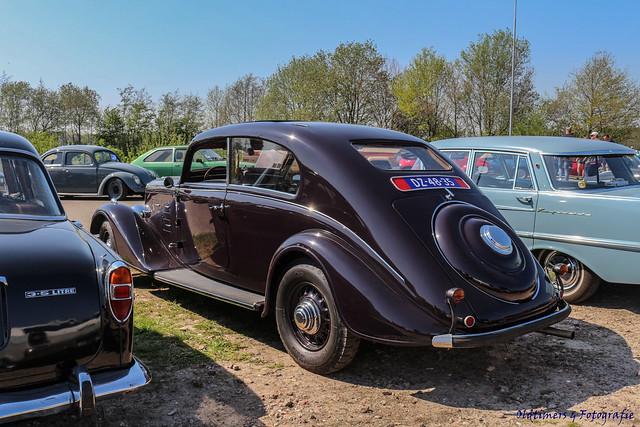 1935 Peugeot 601 DL - DZ-48-35