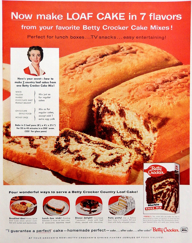 Betty Crocker 1958