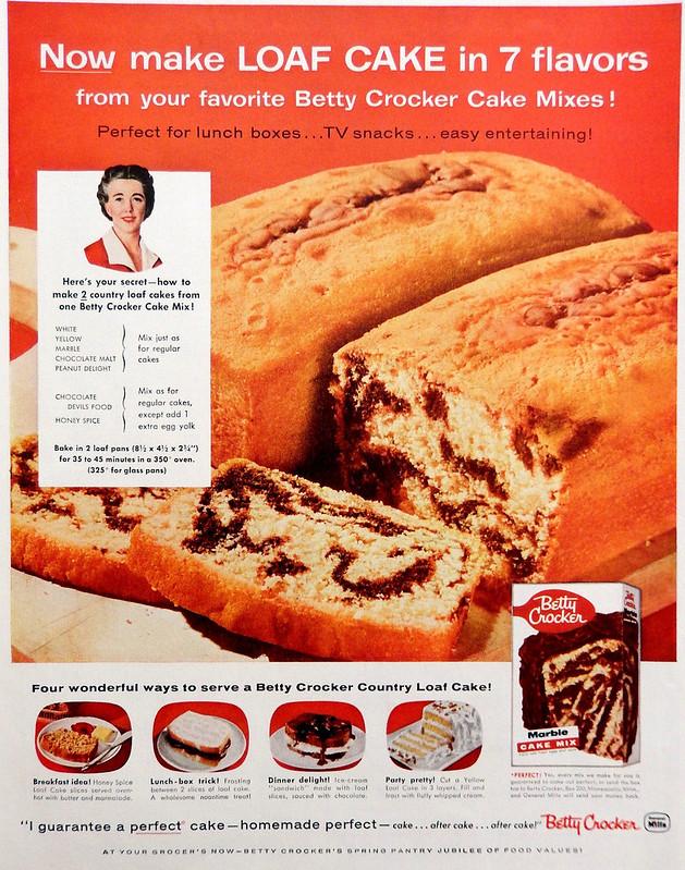 Betty Crocker 1958