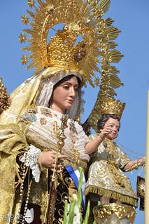 Procesión Carmen de Pedregalejo 2019 (74)