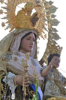 Procesión Carmen de Pedregalejo 2019 (8)