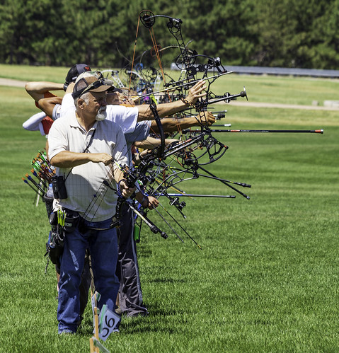 green canon7dmarkii people sanden colorado coloradosprings bow archery man competition hands arms