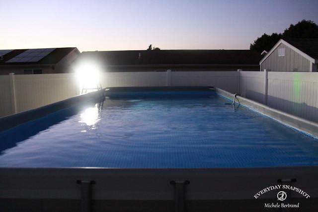 Goku Light for Pool 03