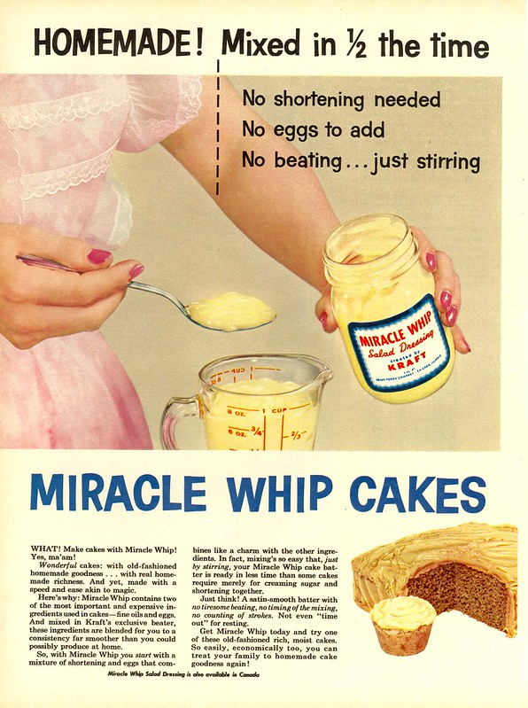 Miracle Whip 1955