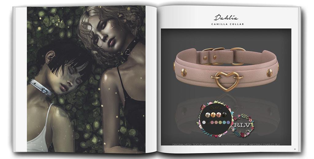 Dahlia – Camilla – Collar