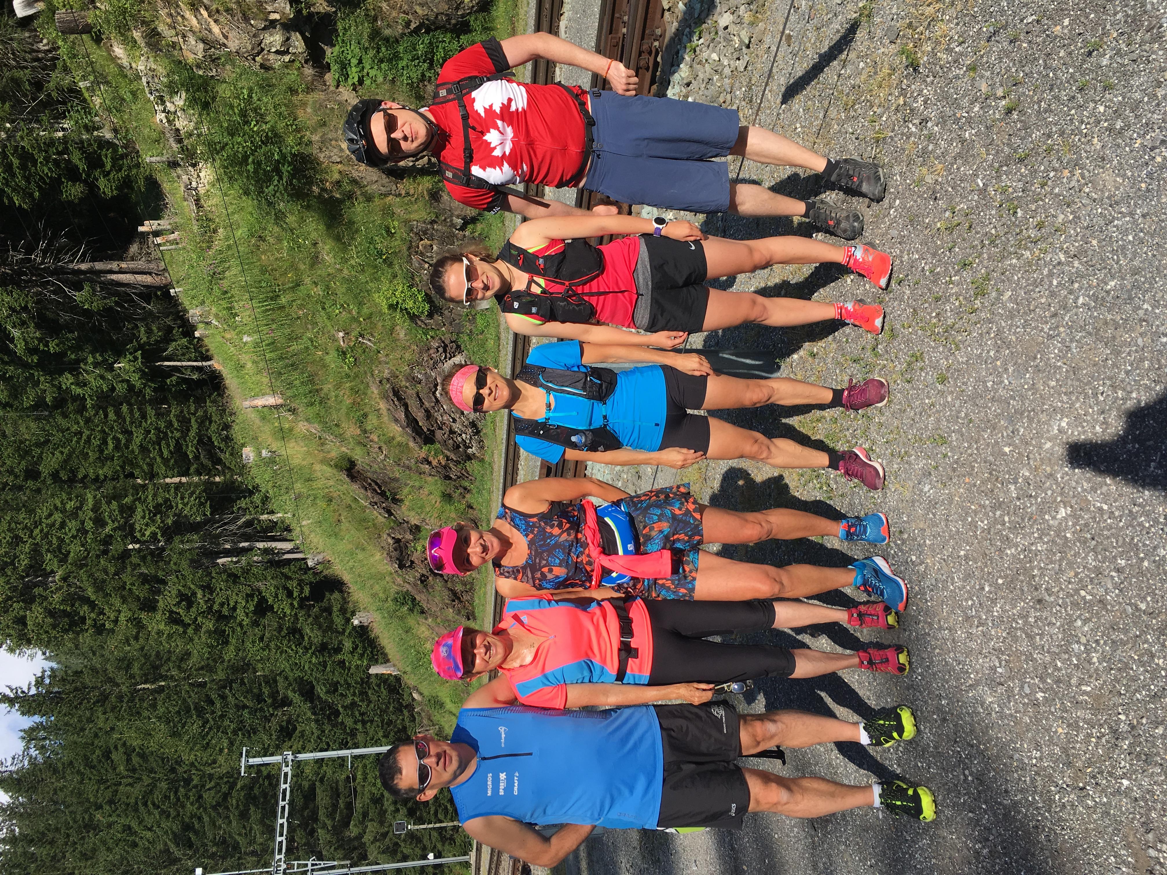 Trailrunning Parsenn 2019